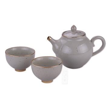原礦陶土茶具組