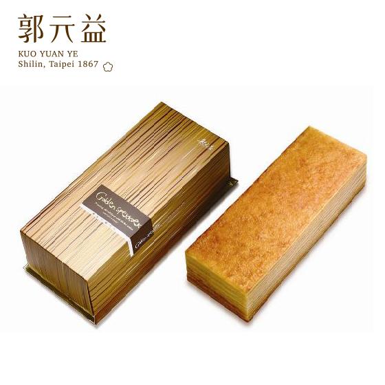 彌月【郭元益】黃金千層蛋糕<br>(限台灣)