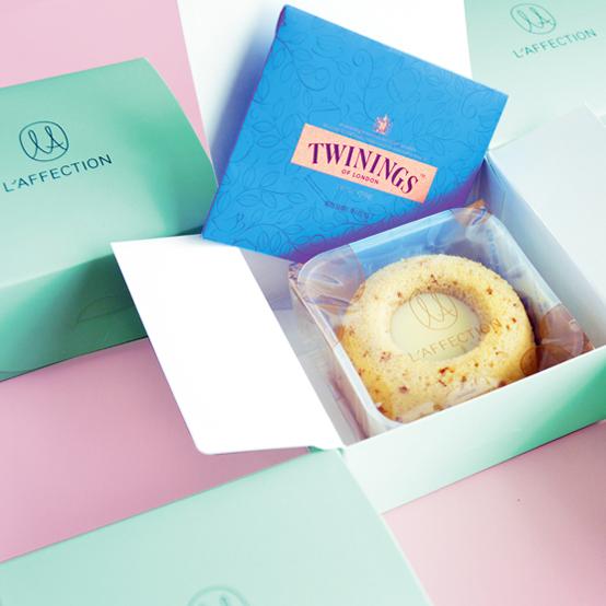 婚禮小物【拉法頌】-荻瑟爾 dessert(1件2盒)(限台灣)