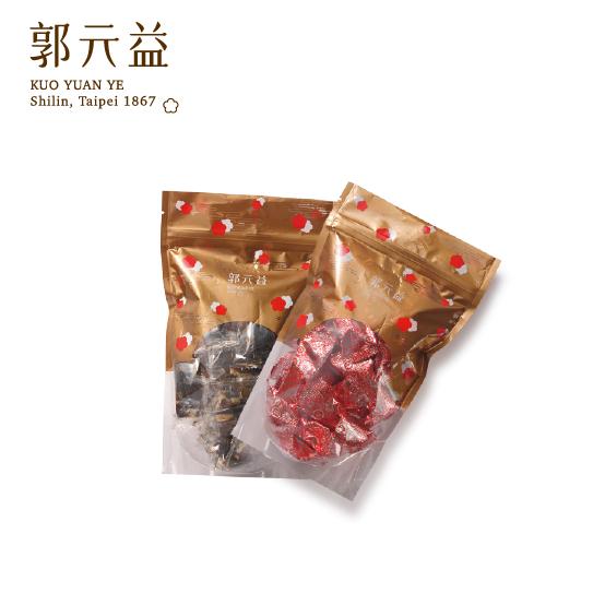 春節【郭元益】金玉滿堂-年糖隨手包系列(限台灣)