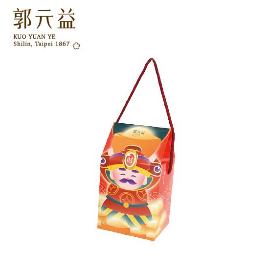 春節【郭元益】財源好神-鴻旺財神(限台灣)