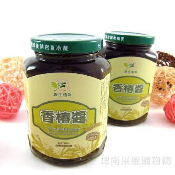 香椿醬370g─原生應用植物園 ★草本醬料★