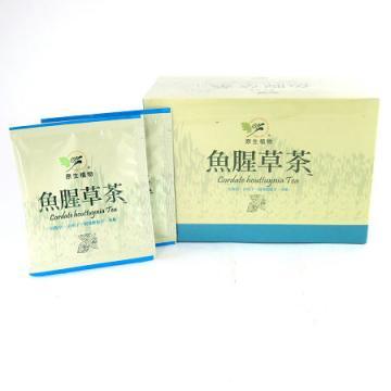 魚腥草茶(20入)─原生應用植物園