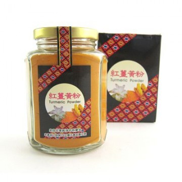紅薑黃粉60g/150g【台東地區農會】