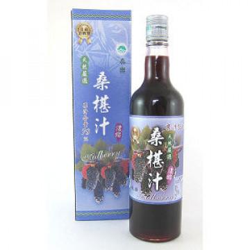 桑椹汁600ml【桑樂】