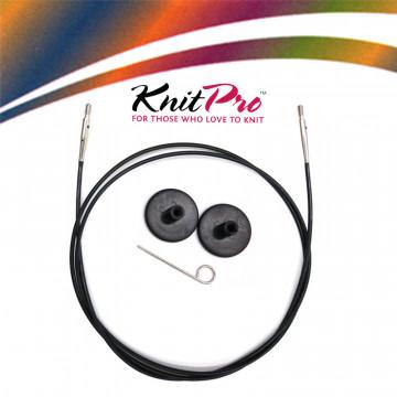 KnitPro-連接替換線(黑)
