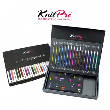 KnitPro-超輕鋁可換頭輪針組