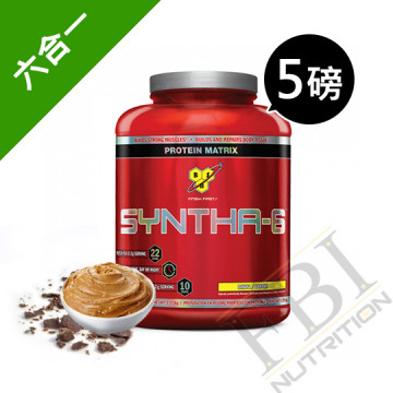 BSN Syntha-6 酵素酪蛋白長效乳清 平民可口乳清 5磅