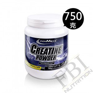 IRONMAXX Creatine Powder 肌酸 750g