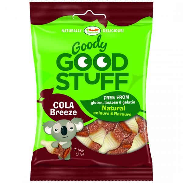 Goody Good Stuff 歐洲純素QQ軟糖(經典可樂口味)(150g)<純素>