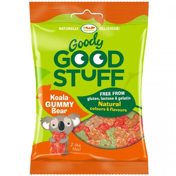 Goody Good Stuff 歐洲純素QQ軟糖(無尾熊造型綜合口味)(150g)純素