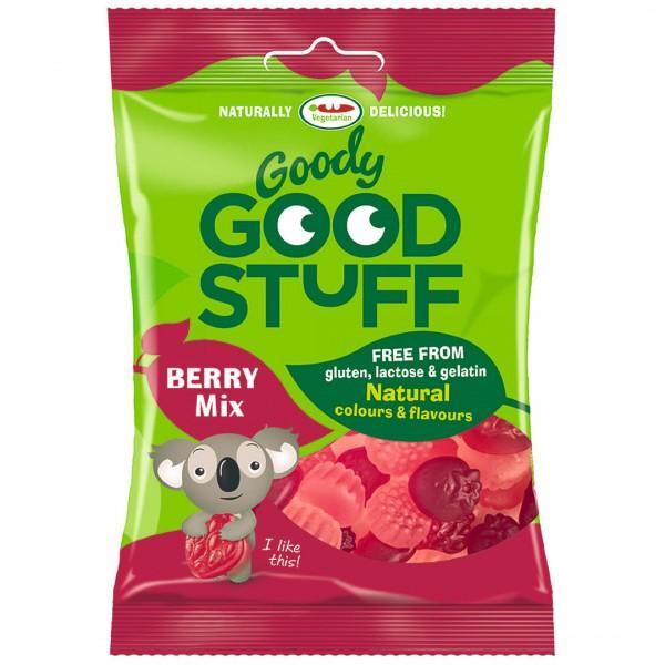 Goody Good Stuff 歐洲純素QQ軟糖(莓果綜合口味)(150g)<純素>
