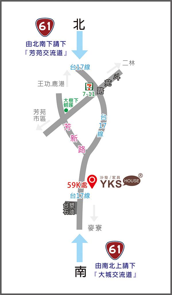 YKS MAP