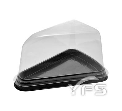 CA03三角蛋糕盒(底HIPS/蓋OPS)