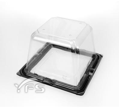 VF-AP150D方形蔬果盒-黑(有孔)