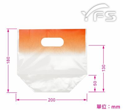 B2018蔬果袋(雲龍橙)
