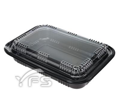 KZ-520餐盒(PP底/OPS蓋)
