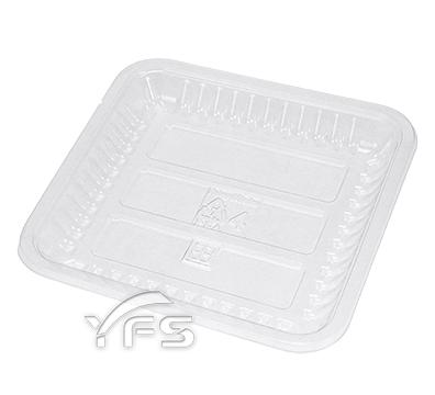PLA-4生鮮盤(透明/白/黑/藍)172*172*20mm