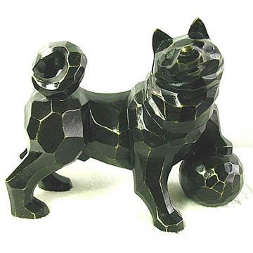 威望(旺)...狗銅雕 狗雕塑禮品