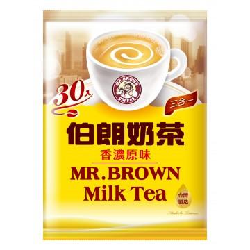 伯朗三合一奶茶/30入