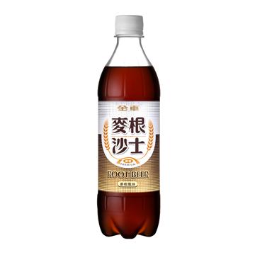 麥根沙士585ml(24瓶/箱)