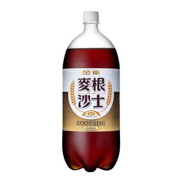 麥根沙士2000ml(6瓶/箱)