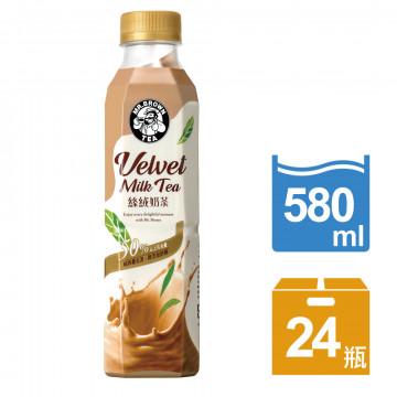 伯朗絲絨奶茶580ml(24罐/箱)