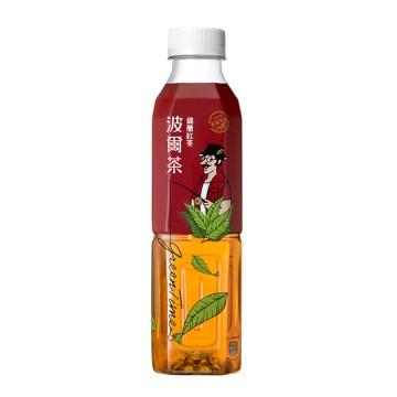 波爾茶-錫蘭紅茶580ml(24瓶/箱)