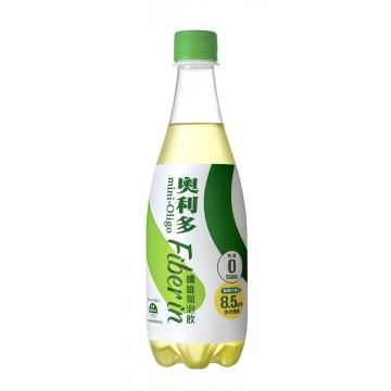 奧利多Fiber in纖維氣泡飲 490ml(24罐/箱)