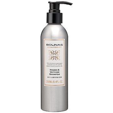 檜木&岩蘭草潤護洗髮精250ml