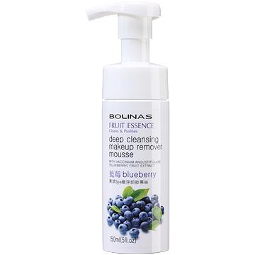 果萃Spa極淨卸妝慕絲(藍莓)150ml