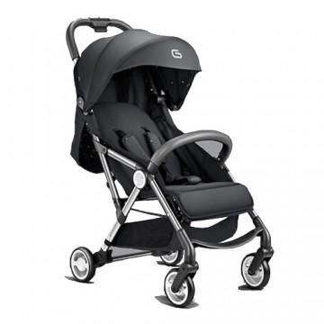 GUBI輕便型嬰兒手推車(星空黑)