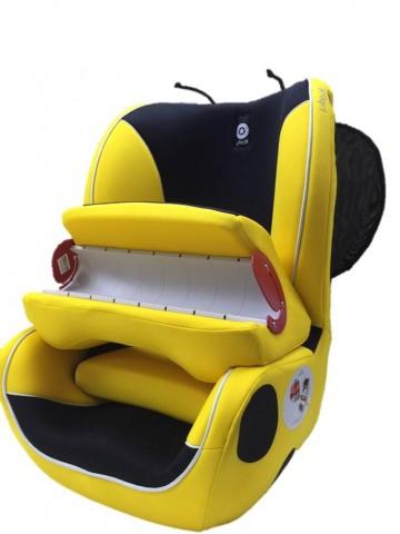 奇帝kiddy甲殼蟲汽車安全座椅 - 金葉黃