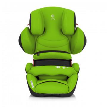奇帝可調式汽車安全座椅-春天綠