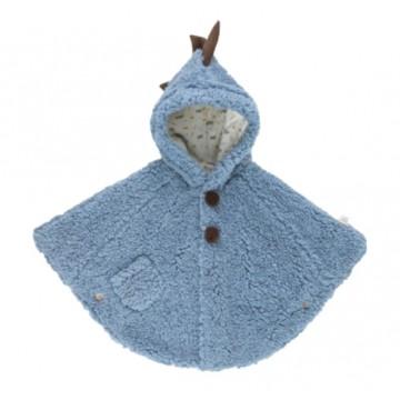 momster+美樂小電動暖冬禮盒(含美樂小型電動吸乳器、動物造型斗篷、momster肚圍)
