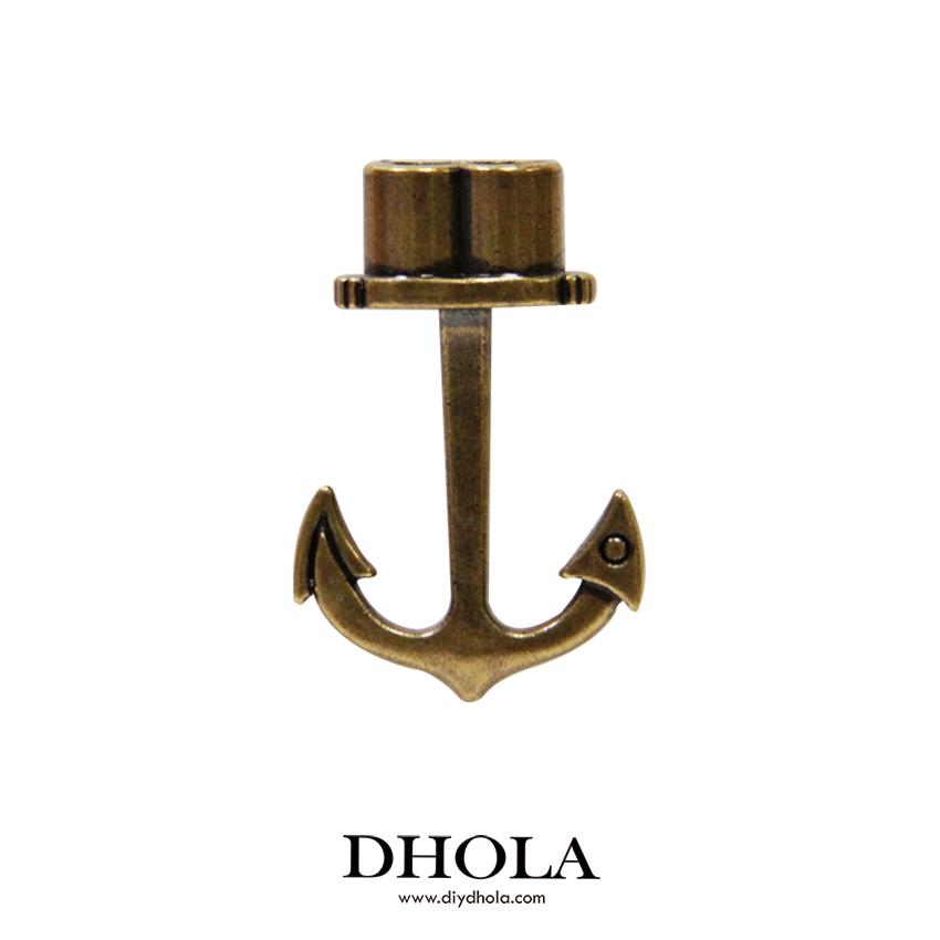海錨造型扣環