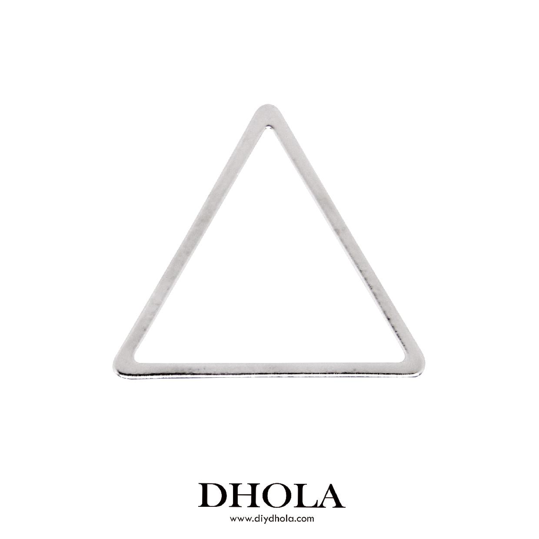 銅切管正三角形 - 代白K