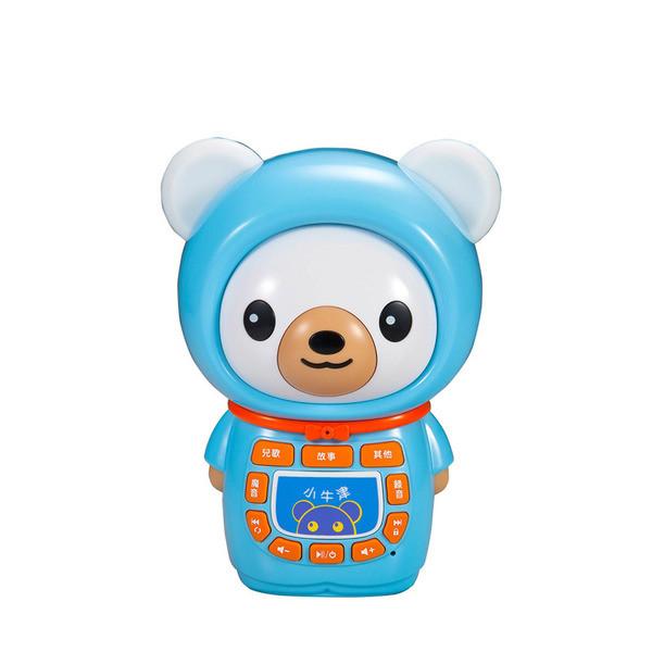 小牛津 帽T熊故事機 (送防摔衣)