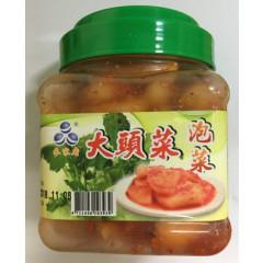 韓式大頭菜-台灣製