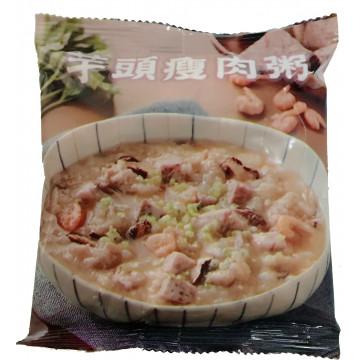 芋頭瘦肉粥