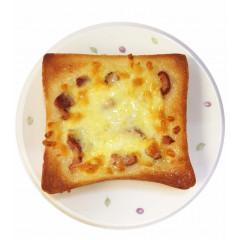 櫻桃鴨乳酪厚片