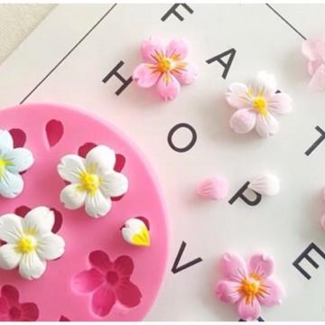 N98櫻花花瓣組合模