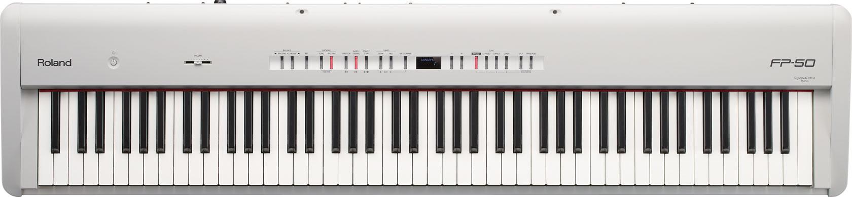 Roland FP-50 數位鋼琴 原廠一年保固