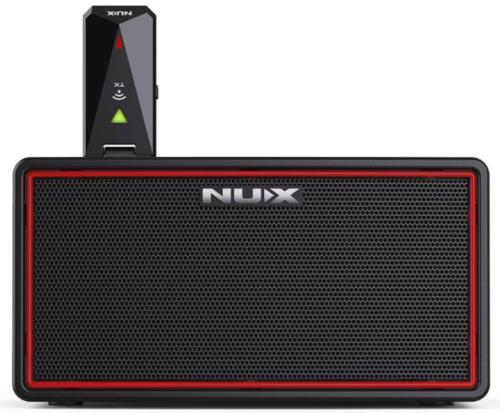 NUX Mighty Air 電吉他/貝斯 迷你藍芽音箱 含無線發射器