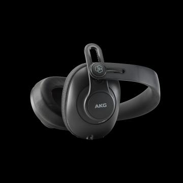 AKG K361-BT 可摺疊封閉式藍芽監聽耳機 耳罩式(總代理公司貨)