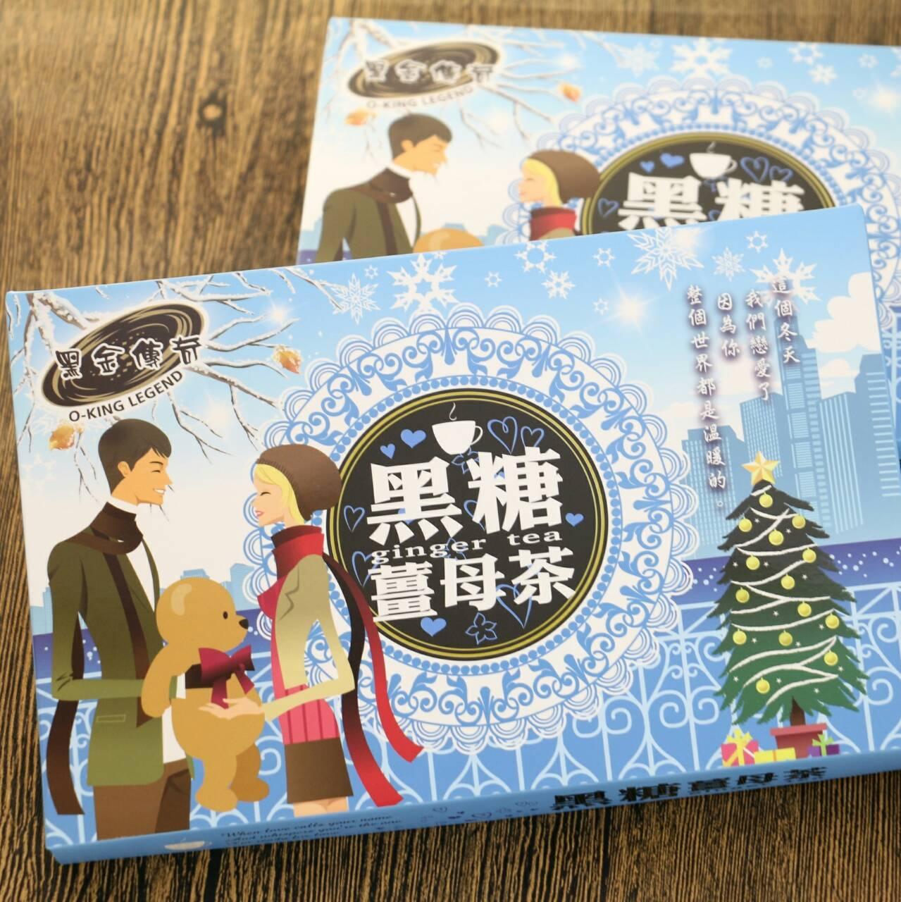 黑糖薑母茶(禮盒)