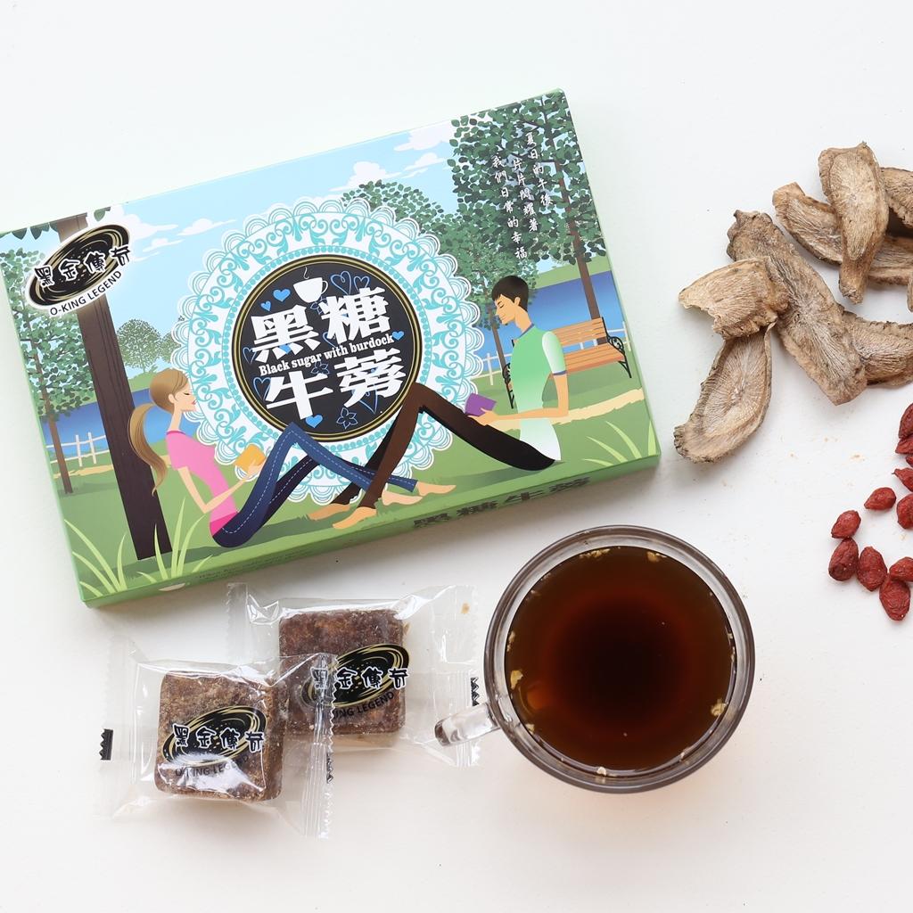 黑糖牛蒡茶(禮盒)