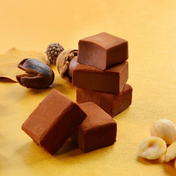 榛果生巧克力