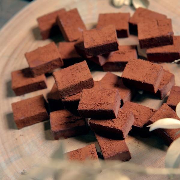 鹽之花生巧克力