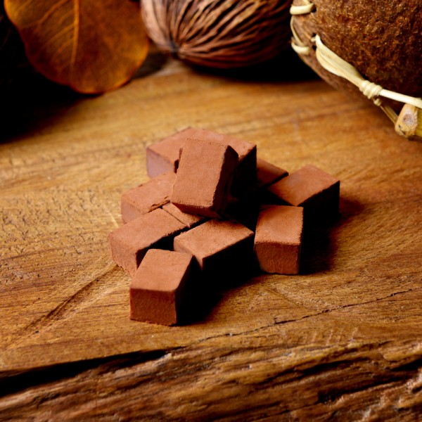 厄瓜多75% 生巧克力